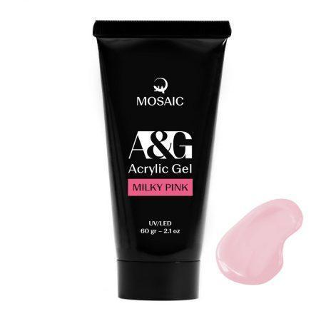 A&G Acrilic Gel - Milky pink