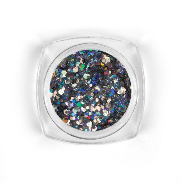 MIX-Glitter_silver-holo-mix
