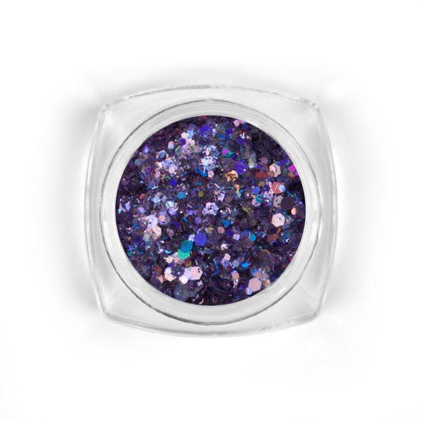 MIX-Glitter_violet-holo-mix