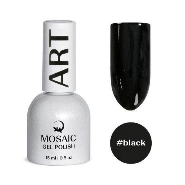 Gel polish/ #Black