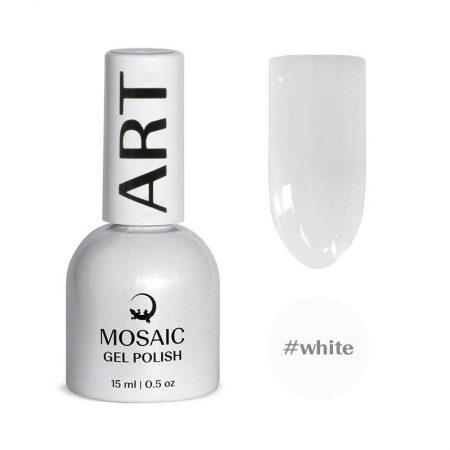 Gel polish/ #White