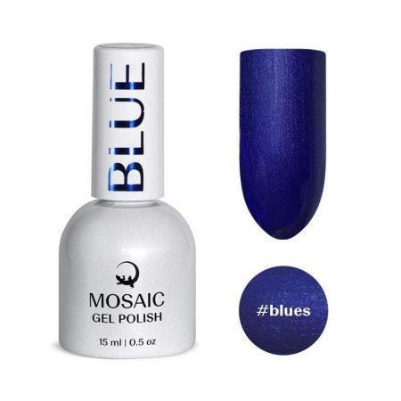 Gel polish/ #Blues