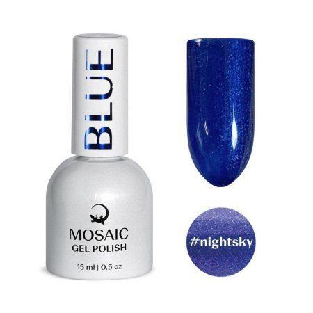Gel polish/ #Nightsky