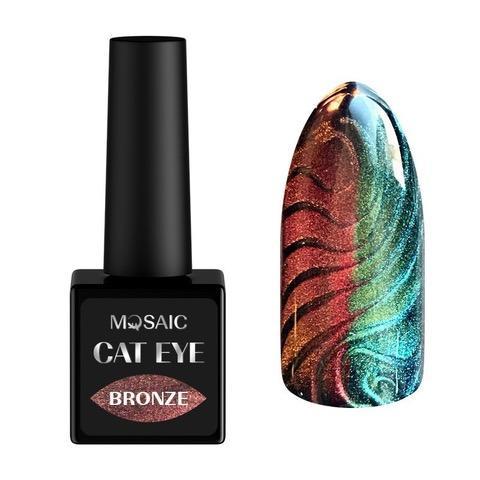Cat eye- Bronze