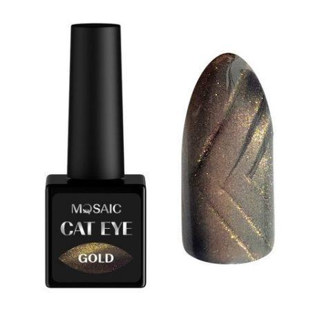 Cat Eye/ Gold