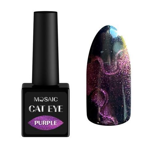 Cat eye – Purple