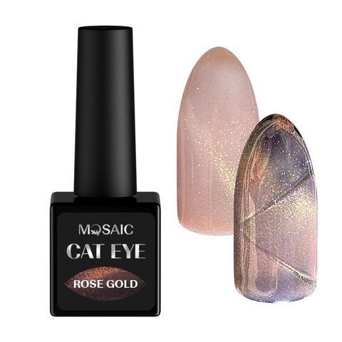 Cat eye – Rose gold
