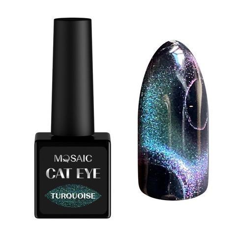 Cat eye – Turquoise