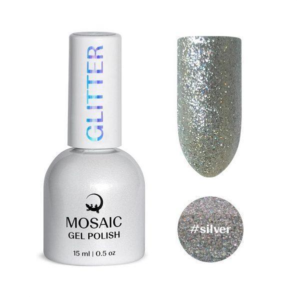 Gel polish/ #Silver 1