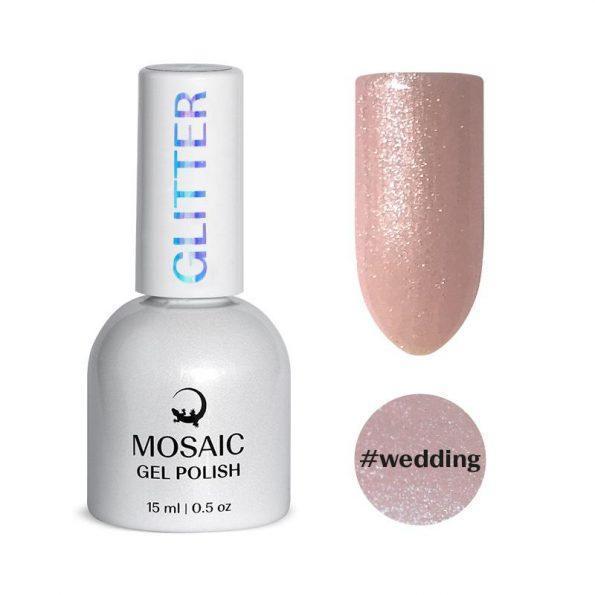 Gel polish/ #Wedding
