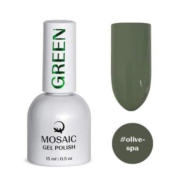 Gel polish/ #OliveSpa
