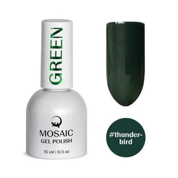 Gel polish/ #Thunderbird 1