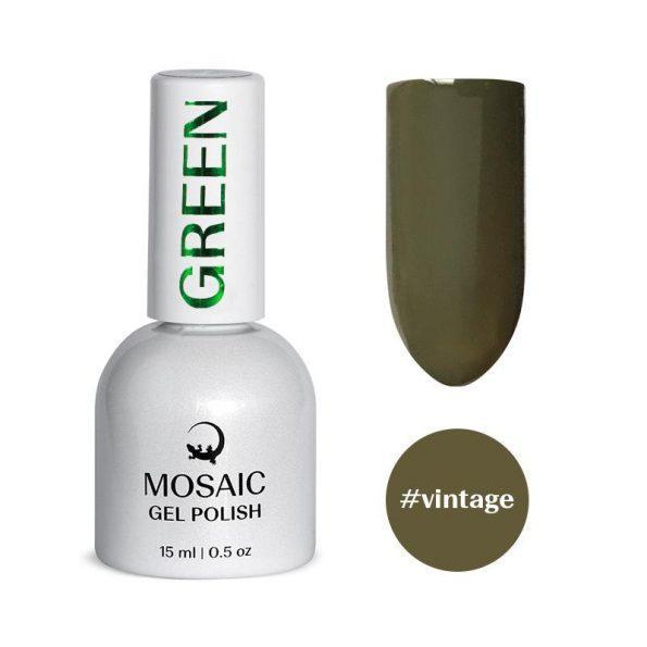 Gel polish/ #Vintage
