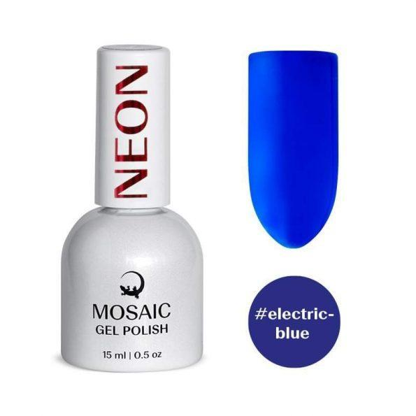 Gel polish/ #Electric blue 1