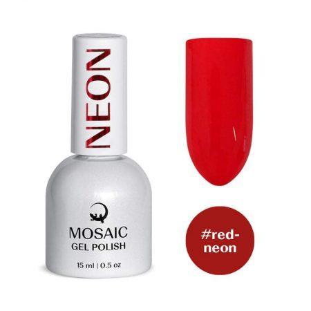 Gel polish/ #Red-Neon