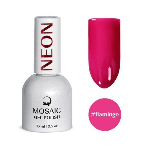 Gel polish/ #Flamingo