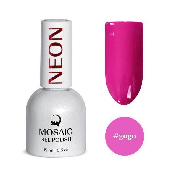 Gel polish/ #Gogo 1