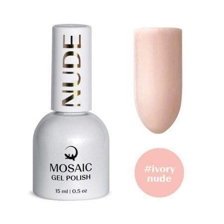Gel polish/ #Ivory Nude