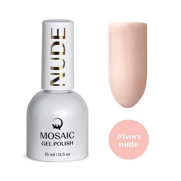 Gel polish/ #Ivory Nude 1
