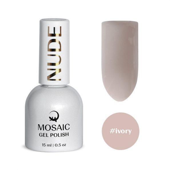 Gel polish/ #Ivory