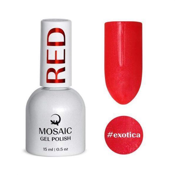 Gel polish/ #Exotica