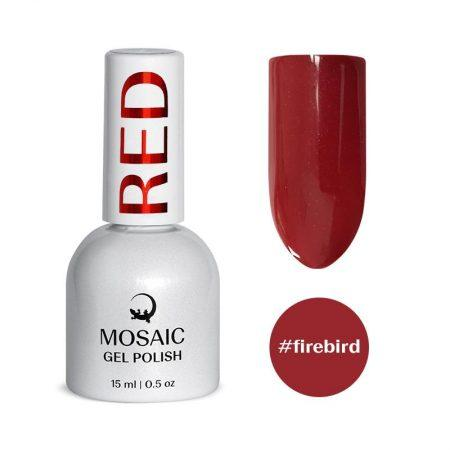 Gel polish/ #Firebird