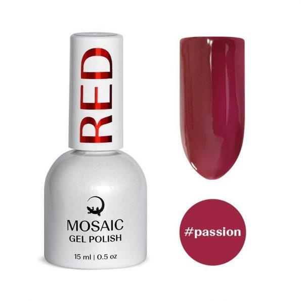 Gel polish/ #Passion