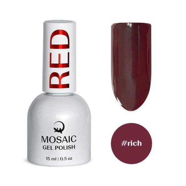 Gel polish/ #Rich 1