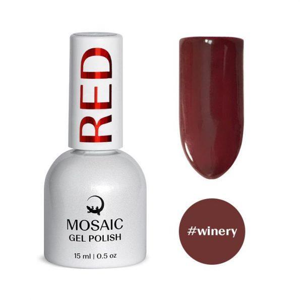 Gel polish/ #Winery